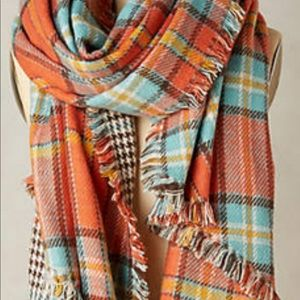 MADISON 88 blanket scarf from Anthropologie